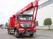North Traffic Kaifan KFM5220TCY well servicing rig (workover unit) truck