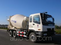 North Traffic Kaifan KFM5250GJB concrete mixer truck