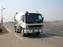 North Traffic Kaifan KFM5250GJBW concrete mixer truck