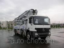 North Traffic Kaifan KFM5400THB47 concrete pump truck