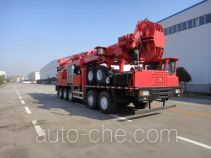 North Traffic Kaifan KFM5490TZJ drilling rig vehicle