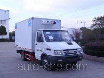康飞牌KFT5041XLC45型冷藏车