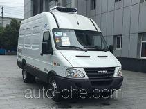Kangfei KFT5041XLC58 refrigerated truck