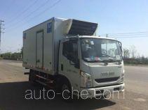 康飞牌KFT5041XLC5C型冷藏车