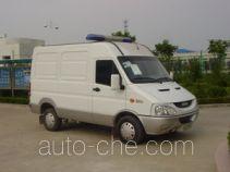 Kangfei KFT5041XXYSF negative pressure bio isolation medical testing vehicle
