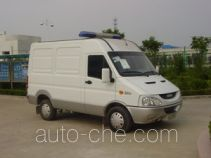 Kangfei negative pressure bio isolation medical testing vehicle