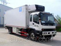 Kangfei KFT5163XCQ4 грузовой автомобиль для перевозки цыплят