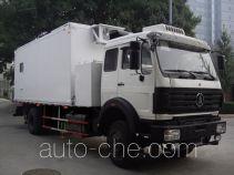 Kangfei KFT5171XHJ автомобиль экологического мониторинга