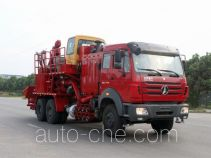 PetroKH KHZ5240THS210 sand blender truck