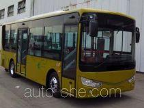 云海牌KK6850G03PHEV型插电式混合动力城市客车