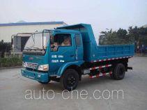 康路牌KL5815PD型自卸低速货车