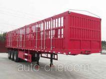 蒙驼凯力达一牌KLD9371CCY型仓栅式运输半挂车