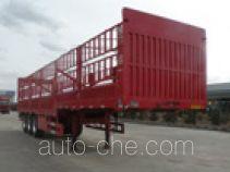 蒙驼凯力达一牌KLD9375CCY型仓栅式运输半挂车