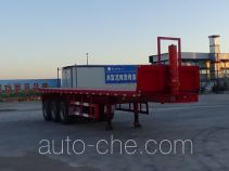 KLDY KLD9404ZZXP flatbed dump trailer