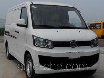 Higer KLQ5020XXYEV6 electric cargo van