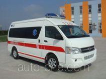 海格牌KLQ5030XJHQ型救护车