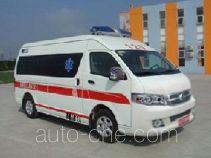 Higer KLQ5030XJHQ4 автомобиль скорой медицинской помощи