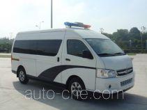 Higer KLQ5030XQCQ prisoner transport vehicle