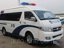 Higer KLQ5030XQCQ5 prisoner transport vehicle