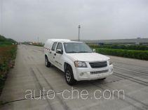 Higer KLQ5030XXYE44S box van truck