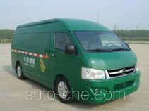 Higer KLQ5030XYZQ postal vehicle