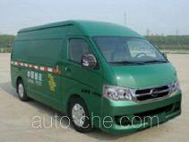 Higer KLQ5030XYZQ4 postal vehicle