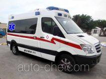 Higer KLQ5040XJHE4H ambulance