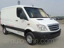 Higer KLQ5040XXYBEV6 electric cargo van