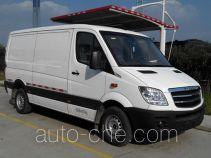 Higer KLQ5040XXYBEV10 electric cargo van
