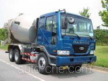 金龙牌KLQ5250GJB型混凝土搅拌运输车