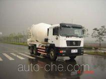 金龙牌KLQ5251GJB型混凝土搅拌运输车