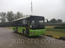 Higer KLQ6109GAEVX4 electric city bus