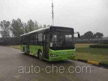 Higer KLQ6109GAEVW2 electric city bus