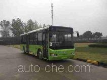 海格牌KLQ6109GAEVW2型纯电动城市客车