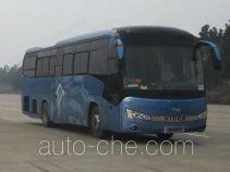 海格牌KLQ6122ZAHEVE5型混合动力城市客车