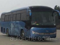 海格牌KLQ6122ZAHEVE5E型混合动力城市客车