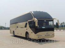 海格牌KLQ6125AE42型客车