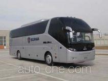 海格牌KLQ6127BAE43型客车