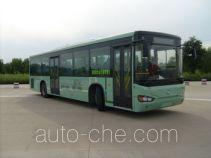 金龙牌KLQ6129GHE1型混合动力电动城市客车