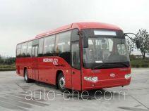 海格牌KLQ6129TAC50型客车