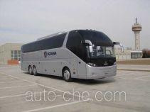 海格牌KLQ6147BAE43型客车