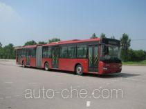 Higer KLQ6181GQL5 articulated bus