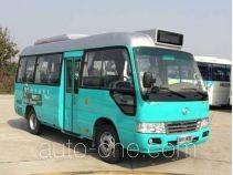 海格牌KLQ6602GEVX型纯电动城市客车