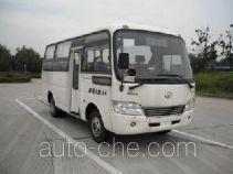 海格牌KLQ6609E41型客车
