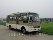 海格牌KLQ6669GE5型城市客车