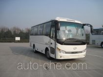 海格牌KLQ6755KQE41A型客车
