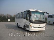 海格牌KLQ6755KQE50型客车