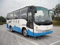 海格牌KLQ6796QE41型客车