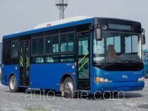 海格牌KLQ6800GEVW1型纯电动城市客车