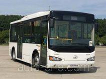 海格牌KLQ6800GEVN1型纯电动城市客车